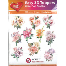 HC 10717 Easy Toppers