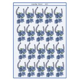 4013 Bordkort Hestesko