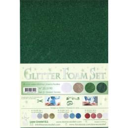 25,5190 Glitter foam set
