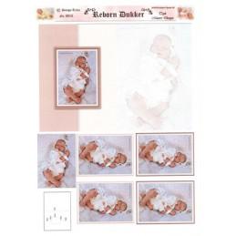 3015 Baby dukke
