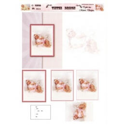 3021 baby dukke