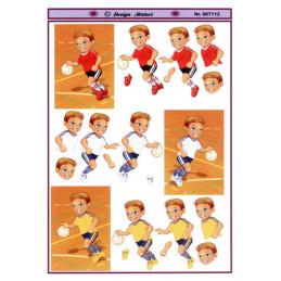 067112 Håndbold dreng