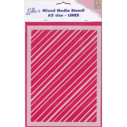 NMMS003 Mixed Stencil a5