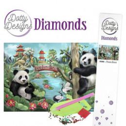 DDD 10002 Panda Bears