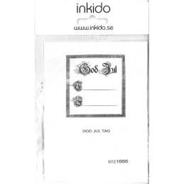 STZ 1686 Inkido stempel