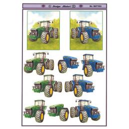 067193 Traktor