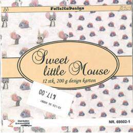 69502-1 Felicita Mouse 13,5...