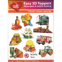 HC 8132 Easy Toppers