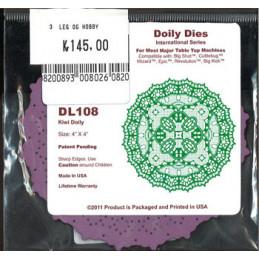 DL 108 Doilies Dies Skære...