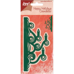 6002-0633 Lysestager Joy...