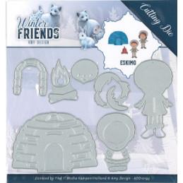 ADD 10193 Eskimo Amy Design