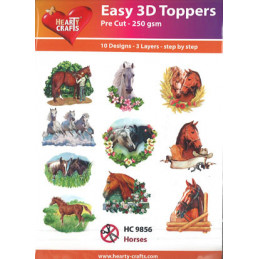 HC 9856 Easy Toppers