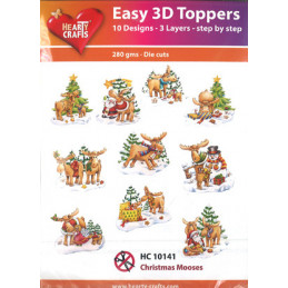 HC 10141 Easy Toppers