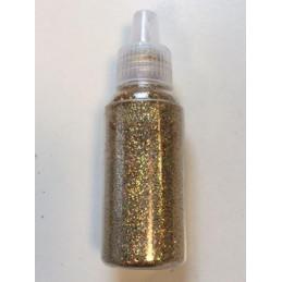 12343-4301 Glitter Guld
