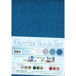 25,5206 Glitter foam set