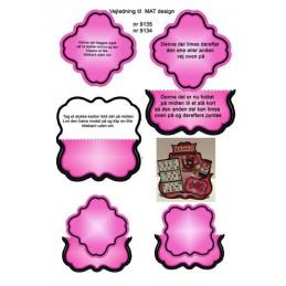 9135-2 Inspiration banko pink