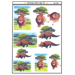 438 Matori dyr
