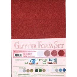 25,5213 Glitter foam set