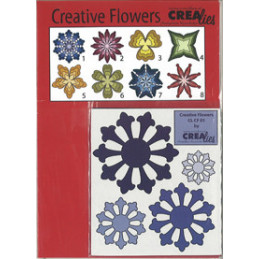 CL CF 01 Blomst skære dies...