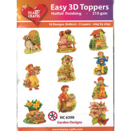 HC 6390 Easy Toppers