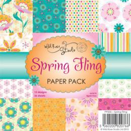 PP005 spring fling papers