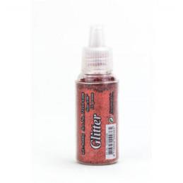 12343-4306-glitter rød