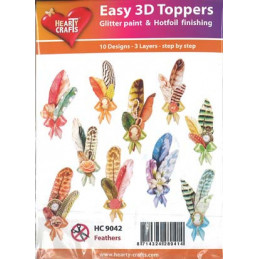 HC 9042 Easy Toppers