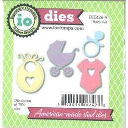DIE428-R Baby set IO DIE