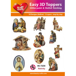 HC 7254 Easy Toppers