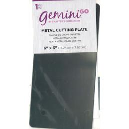 869301 Gemini go metal plade