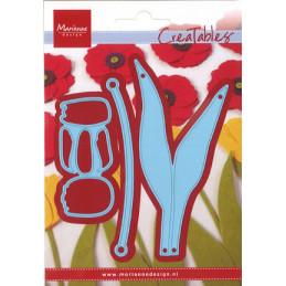 LR 0586 Tulipan Marianne...