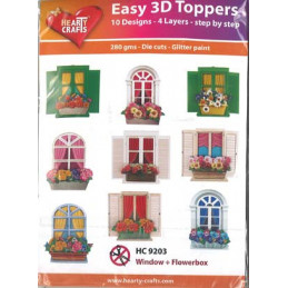 HC 9203 Easy Toppers