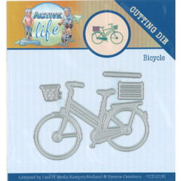 YCD 10195 Cykel Yvonne Design