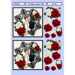 618 Matori bryllup