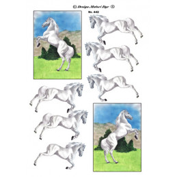 442 Matori Dyr Heste