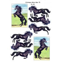 443 Matori Dyr Heste