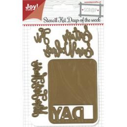 6002-0942 DIE Stencil kit...