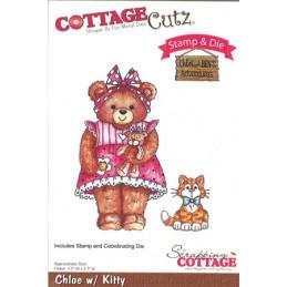 ccs-028 cottage stempel og die