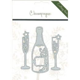 4303511 Chanpagne vin
