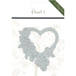 4303512 Heart 2 Hjerte