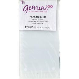 869325 Gemini go plastic shim