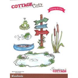 ccs-029 cottage stempel og die