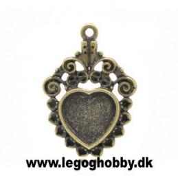 40 Antik hjerte