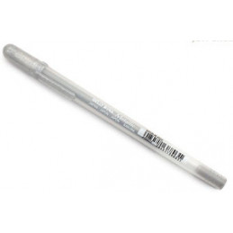 553-38803 Sølv Gel pen