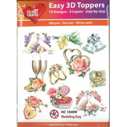 HC 10499 Easy Toppers
