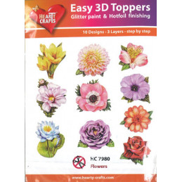 HC 7980 Easy Toppers