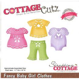 CCE-145 Baby tøj Pige