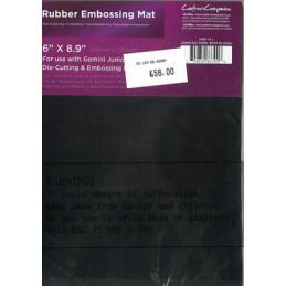 83390 Rubber Embossing Mat A5