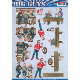 CD 11327 Big Guys Hygge