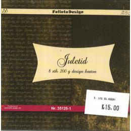 35125-1 Juletid 13,5 x 13,5